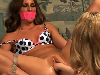 Lesbian Bondage Fist