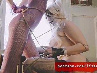 Harley Quinn Joker lesbian [IKstudios}
