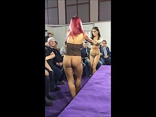 Venus Berlin XXX Lesbian Show Part 1