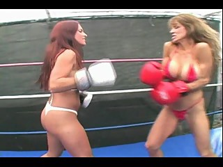 Big Titty Boxing