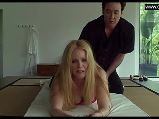 Julianne Moore - MILF, Topless & Lesbian - Maps to the Stars (2014)
