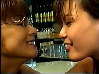 japanese deep tongue kissing 343