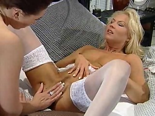 Bromwyn Mature And Young Lesbian Maid