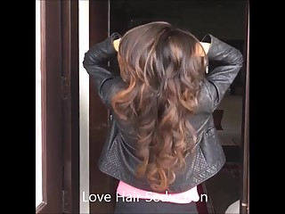 Instagram Hair Videos (Compilations) Part - 2 - Love Hair Seduction