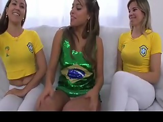 Hot Brazilain Girls Hot deep Kissing E3