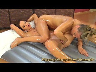 real slippery nuru massage chicks