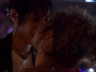 Katherine Moennig and Lucciana Caro - The L Word 02