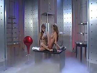 big tit leasbians tribbing scissoring