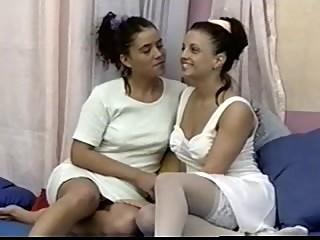 Lesbian Young