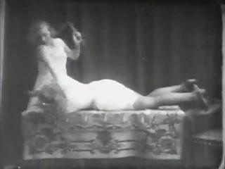 lesbian femdom rare french movie circa 1920