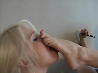 Footdom Revenge on Her Teacher 1