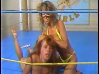 Retro Wrestling Beat Down