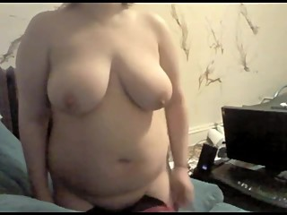 2 Horny Fat BBW Lesbians showing tits ass and pussy on cam