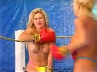 Vintage Blonde on Blonde Boxing