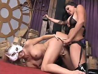 Make Me Your Little Lesbian Slave Pet