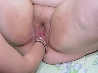 bbw lesbain fisted by naughty brunnet