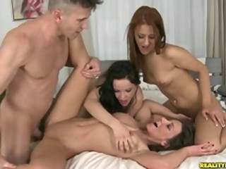 julie skyhigh fittingsession turns into orgy fuck sexparties