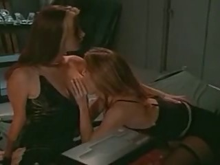 Head over heels lesbian scene