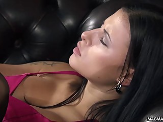 MAGMA FILM Sexy babe has beautiful boobs