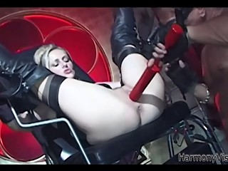 HARMONY VISION Fetish Anal Babes