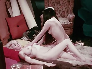 Her Odd Tastes Lesbian Scene 2