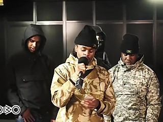 67, Abra Cadabra & Big Narstie - #MoboCypher  Link Up TV