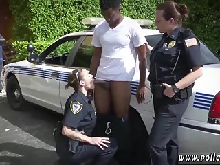 British cop taxi and lesbian police punish The three completed of fucking