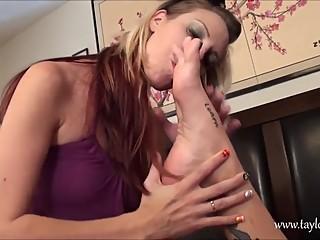 Foot Worship Lesbian Feet 1