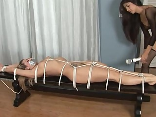FMC Lesbian Bondage