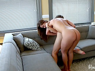 Gracie Glam And Dani Daniels French Kissing